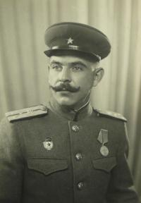 Vladimír Orlov 1945