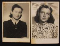 Ruth Bondyová ve čtyřicátých letech