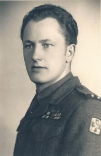 Walter Zimmermann in 1945