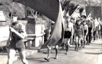 Roveři Miroslava Kopta spadali pod organizaci Psohlavci 1965-68