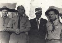 M. Kopt, S. Howard, R. Pleiner a J. Zikán - 1968