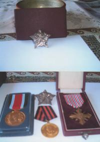 Válečná vyznamenání