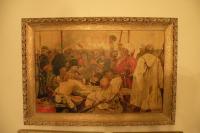 obraz od V. Karpuškina - kopie obrazu Ilji J. Repina