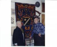 Rodiče Karpuškinovi v South Lake Tahoe 1988