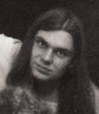 Jiří Fiedor - portrét z mládí