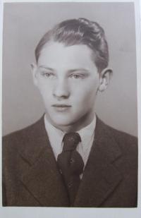 Koloman Gajan v roce 1938