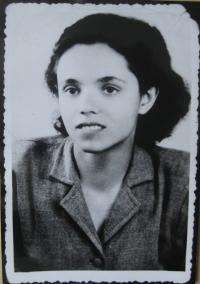 Helena Maršíková cca 1946