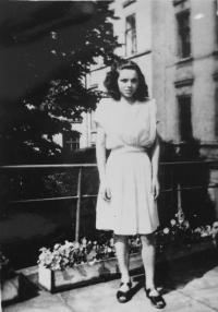 Helena Maršíková 1945