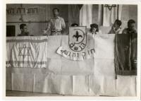 ze schůze sionistického hnutí - ilustrační foto