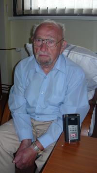 Jan Bugel přio nahrávání v roce 2009
