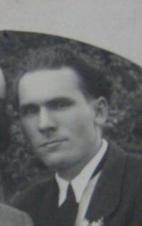 Vladimír Baume (mládí)