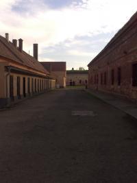 Ženský dvůr v Terezíně
