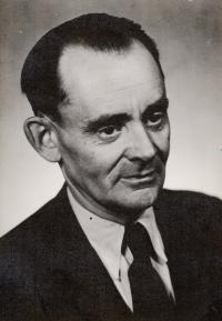 Václav Rudolf Syrovátka, otec pamětníka, 60. léta