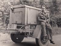 Vojen Syrovátka na vojně, rok 1960 - 1962