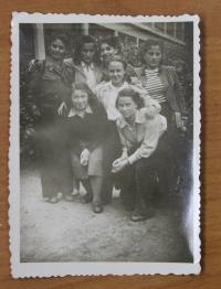 bezpřístřešná sionistická mládež v Bratislavě (1947-1948)