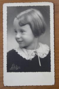 předválečná fotografie