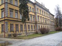 Kásárna Vládního vojska v Jičíně (současný stav) II.