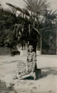 Zuzana_Beckmannova_-_Luhačovice_1947
