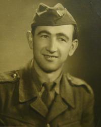 Václav Kuchynka 1945