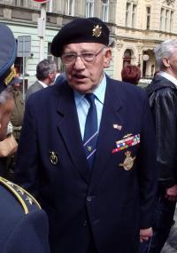 Jaroslav Hofrichter v roce 2004 Resslova ulice