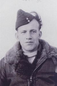 Jaroslav Hofrichter v roce 1944