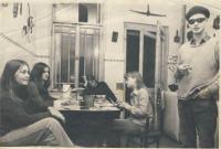 Rodina během zatčení Němcových 1979