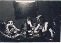 S J. Kořánem a M. Hlavsou, 70. léta