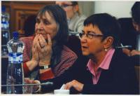 With J. Siklova, 2012