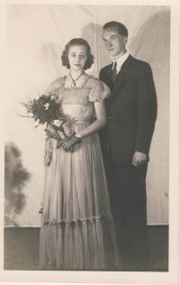V tanečních 1950