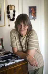 Dana Němcová v roce 2009
