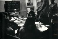 Bytová výuka hebrejštiny, 70. léta