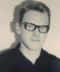 Jaromír Dus, portrét, Praha 1956