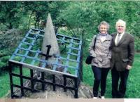 Anna a Jaromír Dusovi, Památník 1938 - 1989, Polička asi 2015
