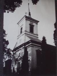 Kostel v Telecí