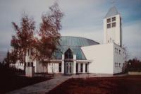 Kostel v Praze na Jižním městě