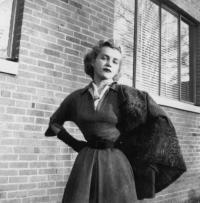 Asi 1949, Tatiana Moravec Gard, Washington, D.C., USA
