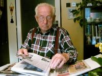 Jan Janků doma