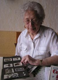 Emilie Pecová – Mariánské Lázně, únor 2007