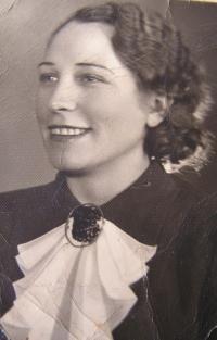Sestra Marie před válkou