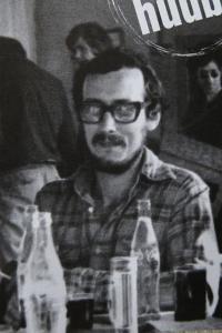 Edvard Schiffauer v polovině šedesátých let