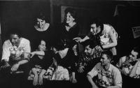 Divadélko pod okapem - snímek z roku 1962