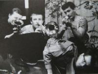 Divadélko pod okapem - snímek z roku 1963