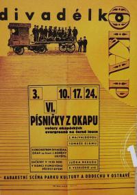 V roce 1965 změnilo Divadélko pod okapem zřizovatele, působiště a název. Vzniklo Divadélko okap.