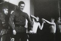 Divadlo Waterloo - muzikál Syn pluku v roce 1969