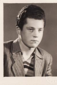 Miroslav Hampl 1950