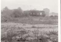 Zůstatek lágru Svatopluk v Horním Slavkově v roce 1968