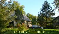 His house in Petrovice