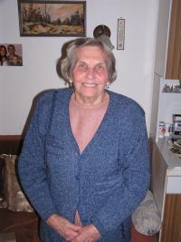 Antonie Kechrtová, Nový Malín duben 2006