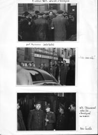 první dny míru v Prostějově-1945