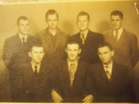 Po propuštění z tábora, 1953